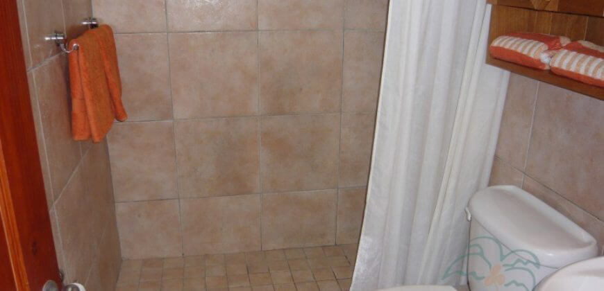 1 BDR apartment in residential area close to the beach