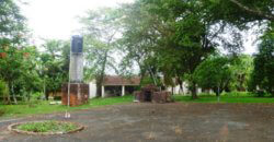 Manorial farm of the ex-president of the Dominican Republic