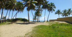 3 building lots close to beach