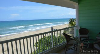 Beachfront apartament, 2BD and 2 Bathroom