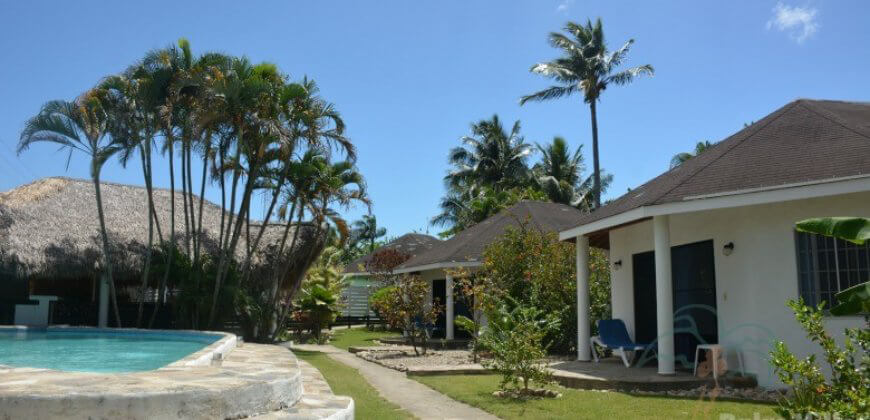 Bungalow resort