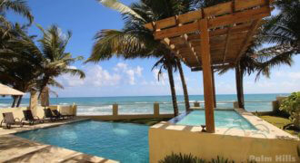 Beautiful beach front condo in Cabarete