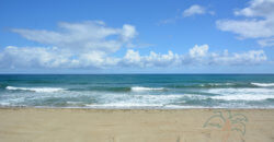 2 bedroom beach front apartment in Cabarete