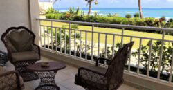 2 condos directly at the beach of Cabarete