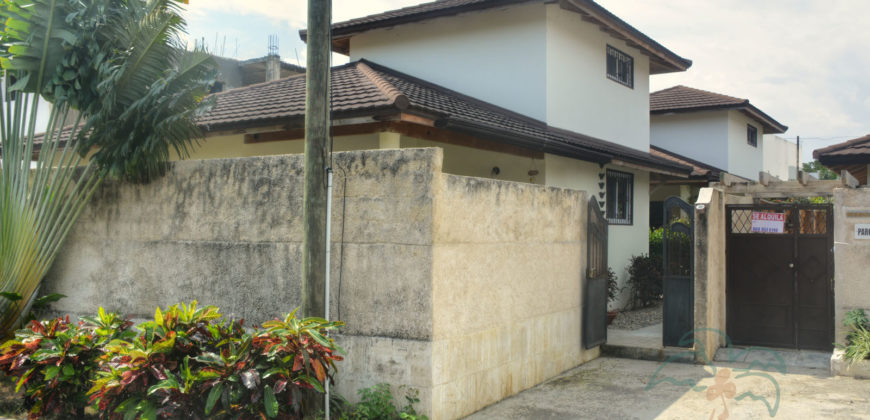 2 houses on one property in Sosua