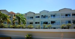 Ground floor condo across from the beach in Cabarete