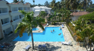 Cute condo just steeps from the beach, Cabarete