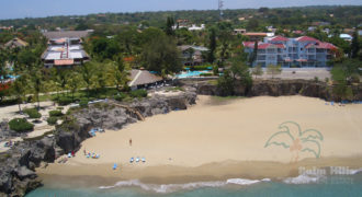 3 bedroom condo in front of Sosua beach