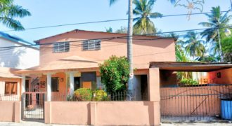 2 story, 6 bedroom house close to Cabarete.