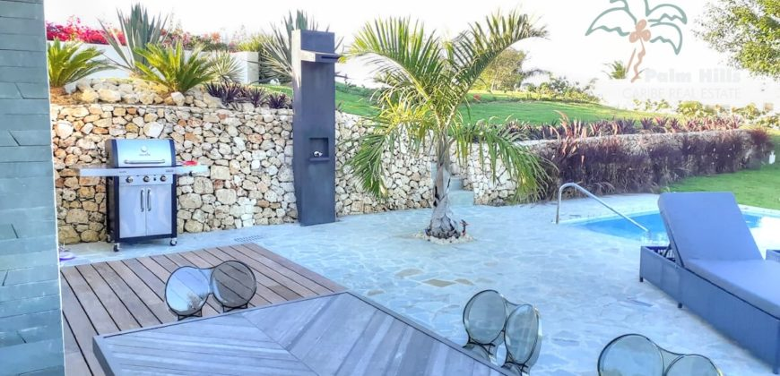 New luxurious 2 BR Villa with ocean view in Agua Dulce, Sosua