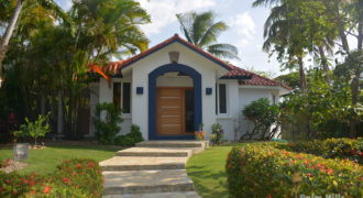 Nice and cozy 2 bedroom villa in a popular community in Sosua