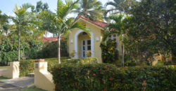 2 bedroom villa in the best community in Sosua.