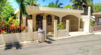 2 BR house close to the beach of Cabarete