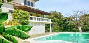 4 bedroom villa with pool in quiet location near Sosua