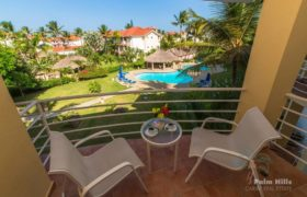 Studio in a beach front community, Cabarete