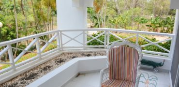 Best priced one-bedroom apartment in the outskirts of Sosua.