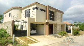 Recently build, 4 bedroom villa on two floors in Cabarete