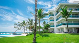Beachfront condominiums in Cabarete