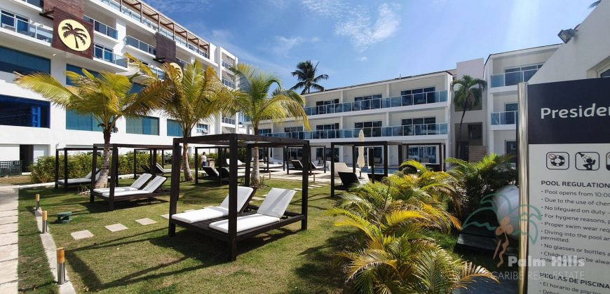 Luxurious 1 bedroom apartment in the center of Cabarete and the beach