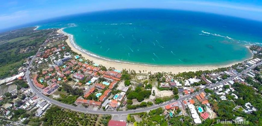 2 bedroom condo in the center of Cabarete.