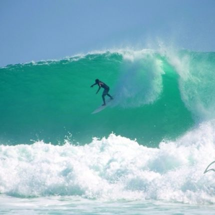 What are the best surfing beaches in the Dominican Republic?
