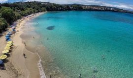 Playa sosua one of the best beaches in the country.!