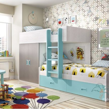 Children grow, decoration changes: 2 important keys to decorate a children's room.