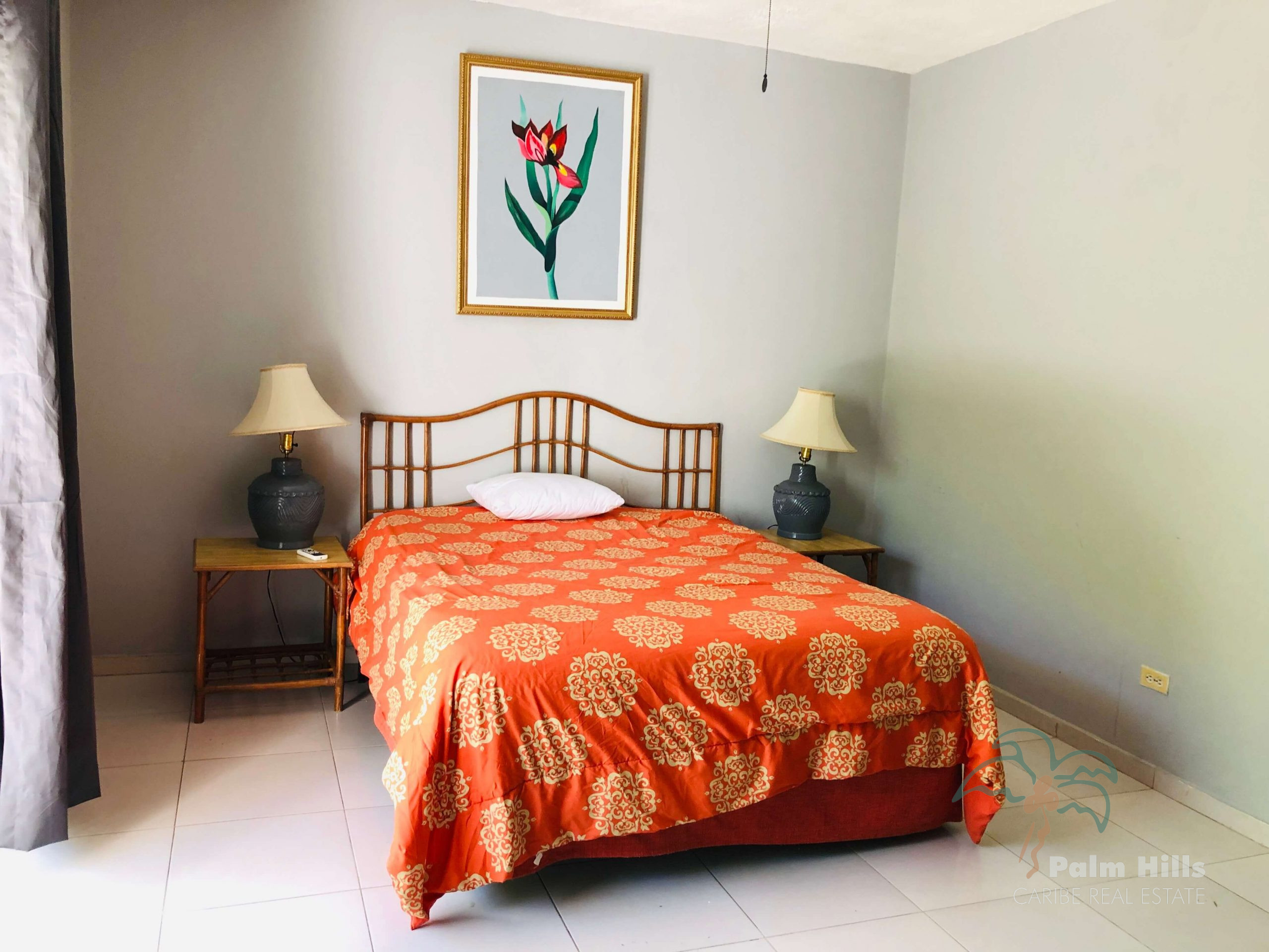 Two bedroom condo in the heart of Cabarete