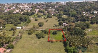 Plot close to Cabarete to build a nice big villa