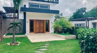 Smart villa with 3 bedrooms in Sosua.