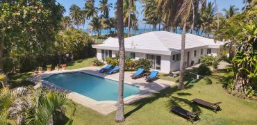 3 Bedroom Beachfront Villa Cabarete