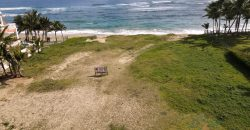 Cabarete beachfront lot
