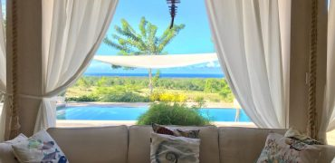 Amazing villa with panoramic ocean view, close to Sosua