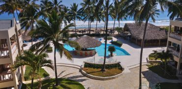 Cozy 1 bedroom apartment with ocean view in Cabarete