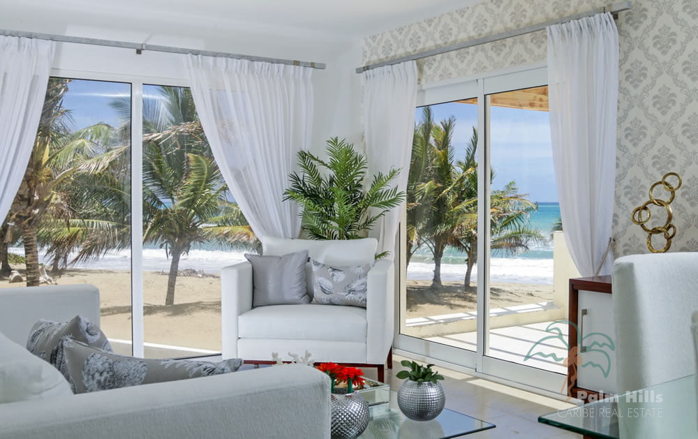 Cabarete beachfront condo