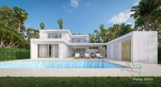 Villa Bluepearl – 2 or 3 Bedrooms