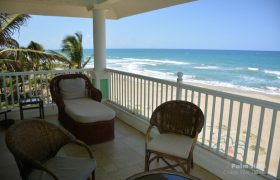 2 bedroom beachfront condo in Cabarete