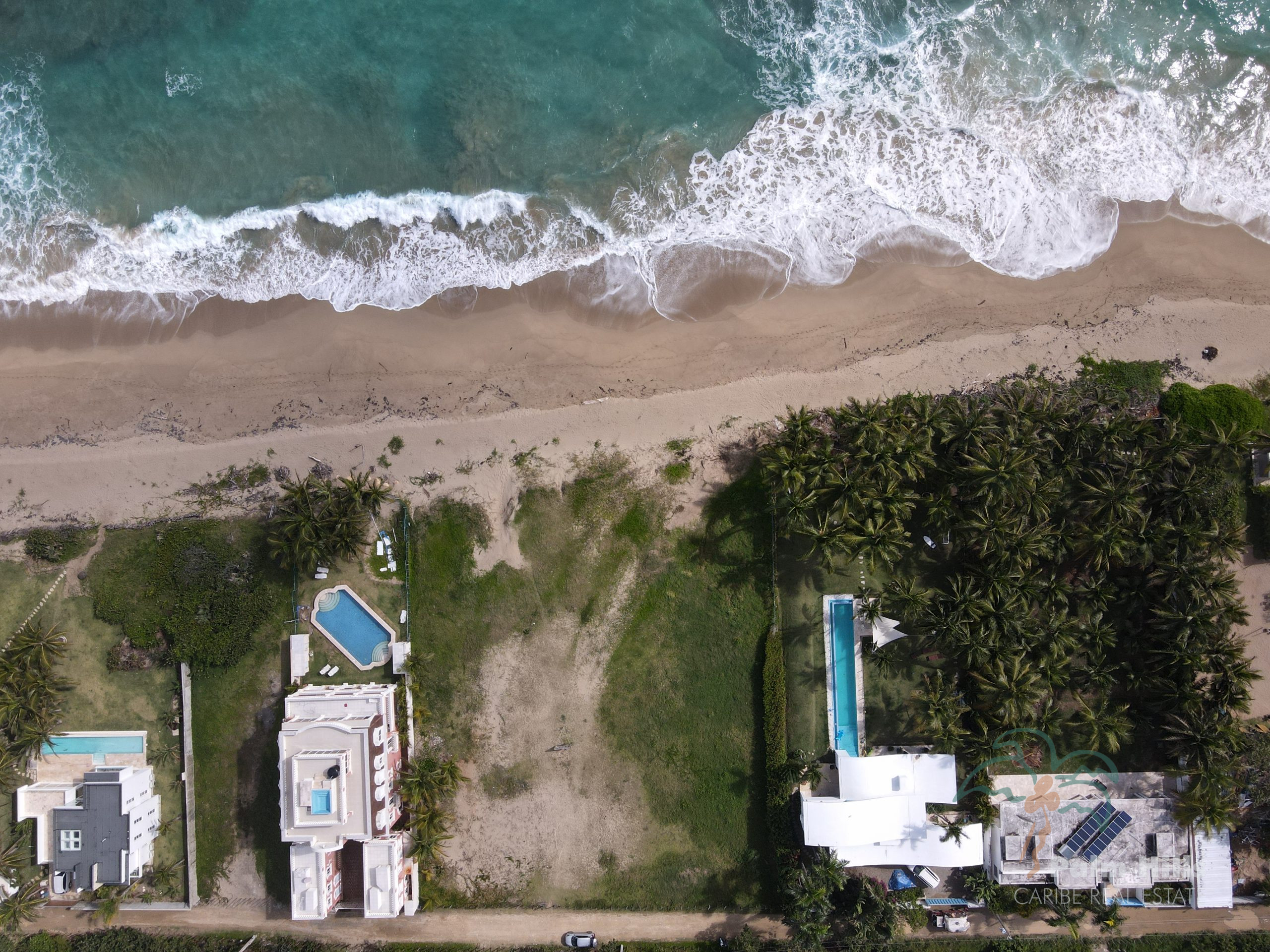 Terreno frente de Kite Beach Cabarete